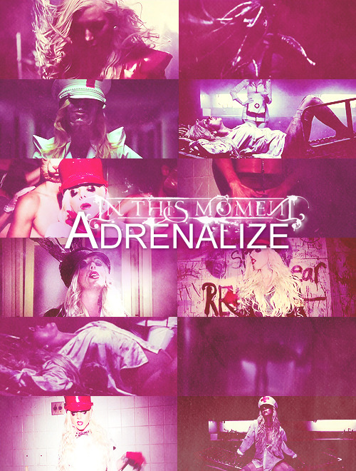 In This Moment - Adrenalize (12 Screen Captures)