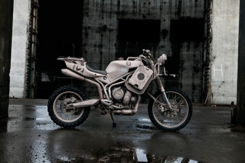 The Dromedarii. Triumph x Icon1000 colab.