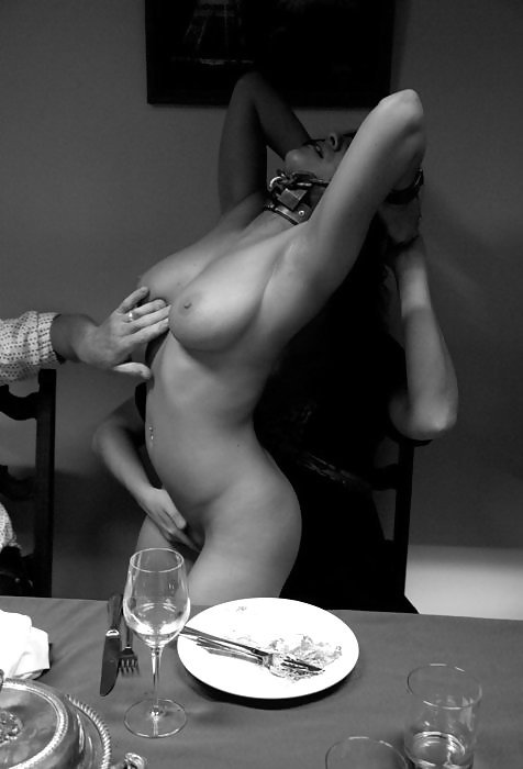 kitchencombat:  Presentation at the table is everything. It really sets the guests up to enjoy the offerings.