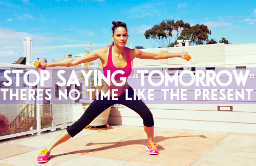 get-fit-4-life:  Do it today!