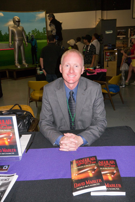 Ufologist David Marler