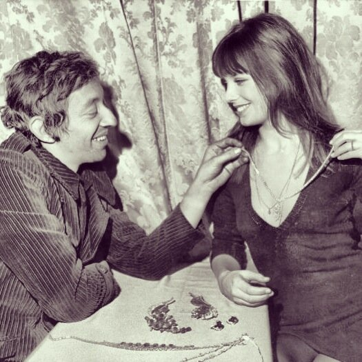 Jane Birkin - #shimlaloves Jane Birkin&Serge Gainsbourg! V-Day #competition Day 7 to celebrate our o