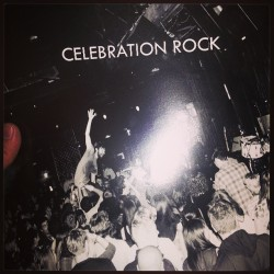 True love yo #celebrationrock #japandroids #vinyl #bigassbooklet