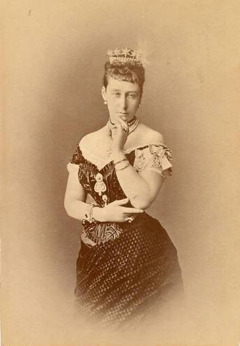 ohsoromanov:  Princess Alice of the United Kingdom.