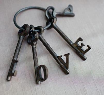 i-am-lord-of-all:  The keys to love.