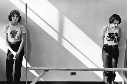 photographs of american teenagers taken by joseph szabo, 1969-1988.