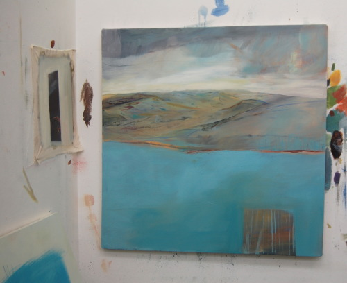 Some landscape-y-ness going on right now. In progress and such.