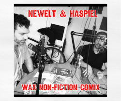 Jeff Newelt and Dean Haspiel