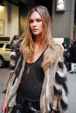 weneedfashion:  Erin Wasson