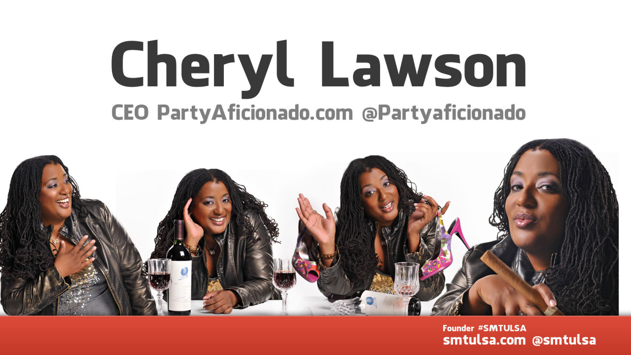 All of the Cheryl Lawson you can handle in one place.