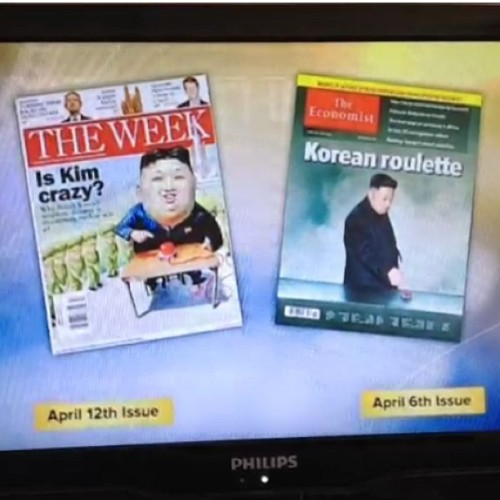 theweekmagazine:  Found The Week on Meet The Press this morning!  Boing