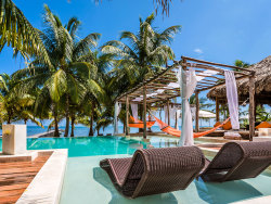 condenasttraveler:  Amazing Pools at the Best New Hotels | El Secreto, Belize