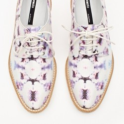 Oxfords on acid.