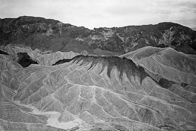Zabriskie on Flickr.Via Flickr: Death Valley, Calif., May 2009. Zabriskie Point.