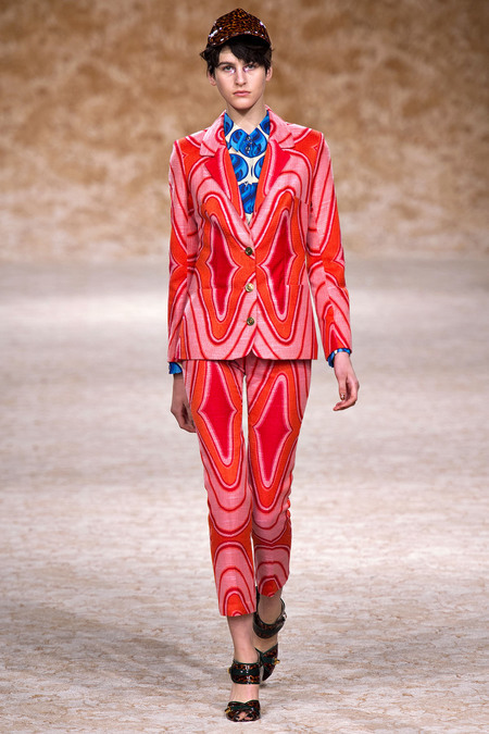 oystermag:  LFW FW13: House of Holland