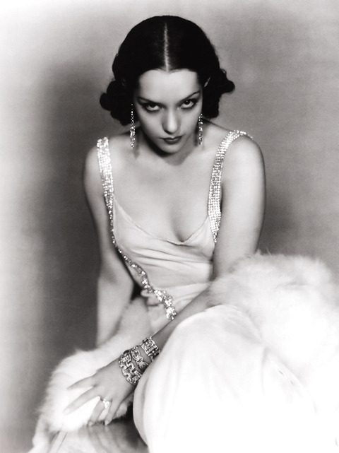 I'm having a very Lupe Velez kinda day.