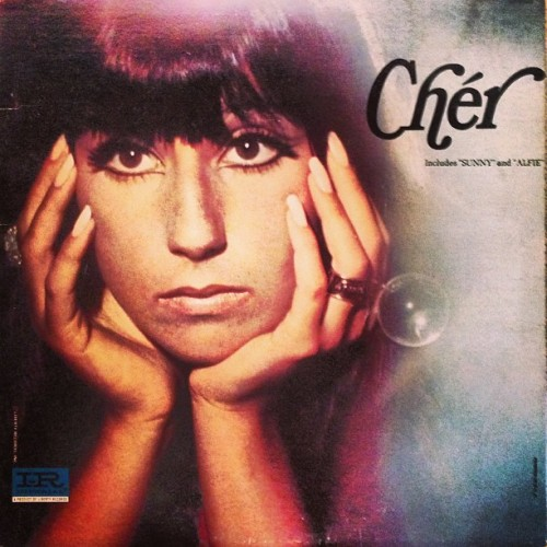 Happy birthday Cher! Original Imperial Records vinyl courtesy of Laura's mom.