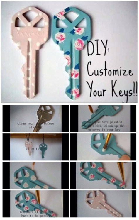 diy your keys