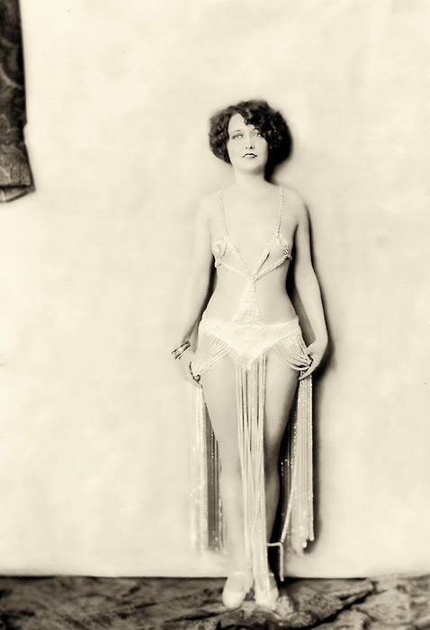 Dorothy Sebastian - c. 1920's Photo by Alfred Cheney Johnston