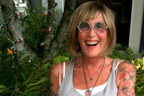 Help Kate Bornstein Stay Alive  Please to her Cancer Fund :  http://www.gofundme.com/2cxb6w