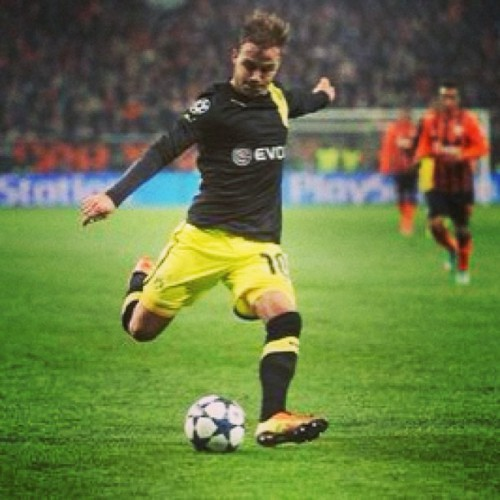 Tonight against Shakhtar Donetsk! Faith. - @gotzemario10- #webstagram