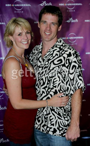 foreveronelittlewish:  Just a few of my favourite Ben Browder & Amanda Tapping pictures sourced from Google.