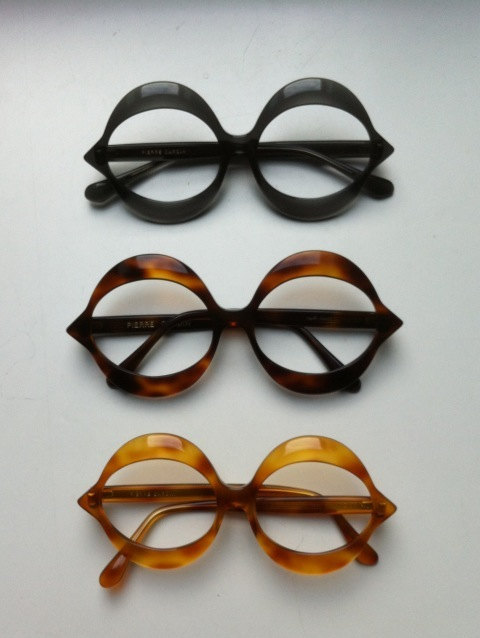 Pierre Cardin glasses (via tydepool)