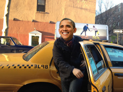 Why was Obama getting dropped off by a Middle Eastern driver on 9/11? #Questions #Investigate
