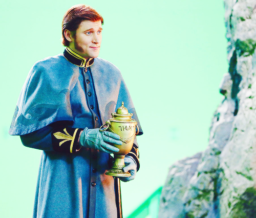 First Look at Hans on Once Upon a Time (x)