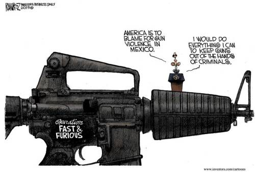 Michael Ramirez Cartoon - Mon, May 06, 2013, http://j.mp/10xwC0F