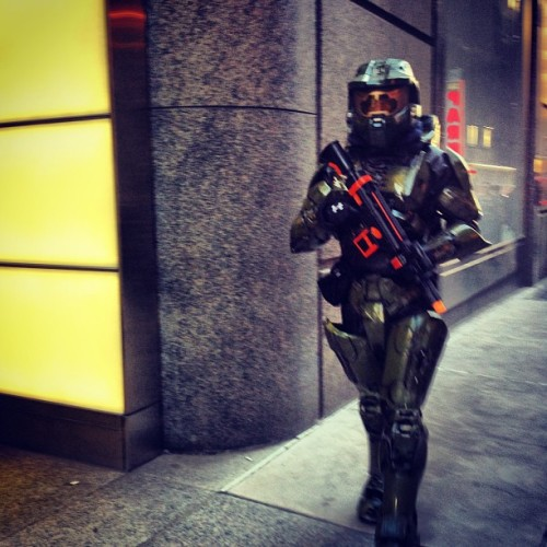 Heightened security in NYC