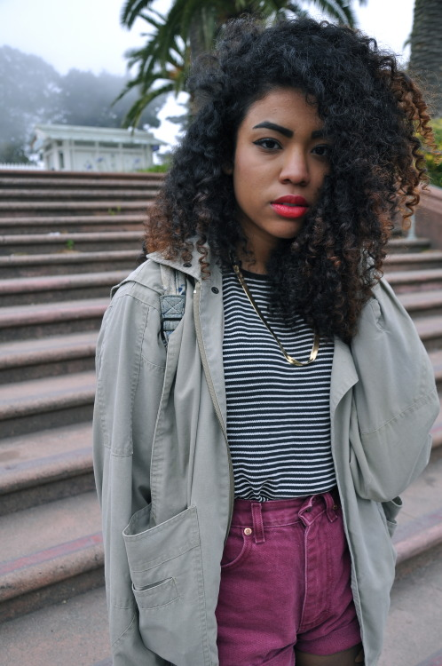 highyellahippie:  Model: Skye 2013 Styled Taken By Azha Luckman