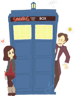 micamone:  It Is NOT a Snog Box! by ~cici-chi