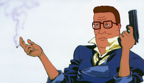 rex-power-colt:  zanmelontou:  spookysviel:  dangit  See You Propane Cowboy.  Dang it, Bobby, you're gonna carry that weight