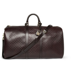 fizzm:  Gucci Leather Holdall $1,950