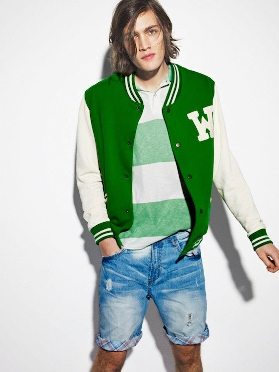 mensfashionworld:  Pull & Bear Summer 2013