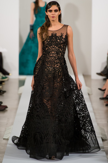 Oscar de la Renta Fall 2013 Ready to Wear
