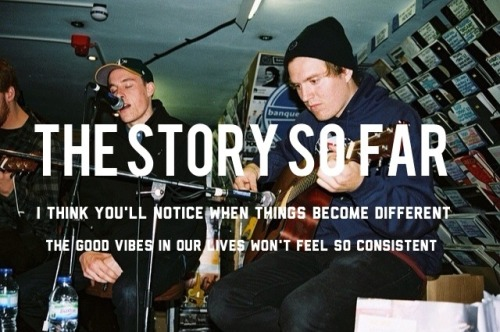 suchh-gold:  The Story So Far Banquet - Clairvoyant