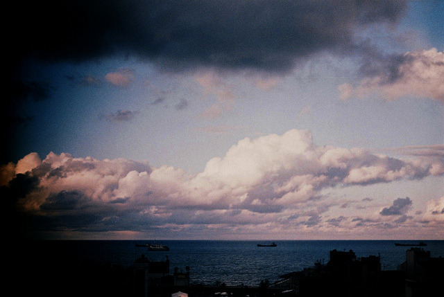fiskarna:  untitled by Öykü Öge on Flickr.