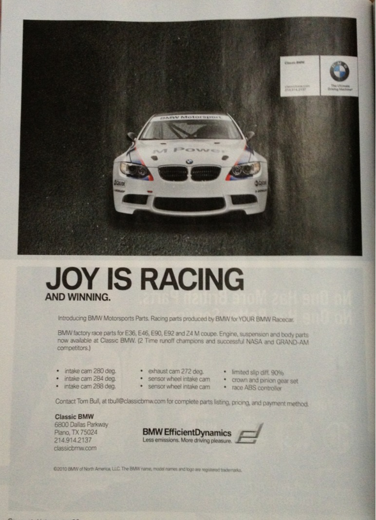 Joy is Racing