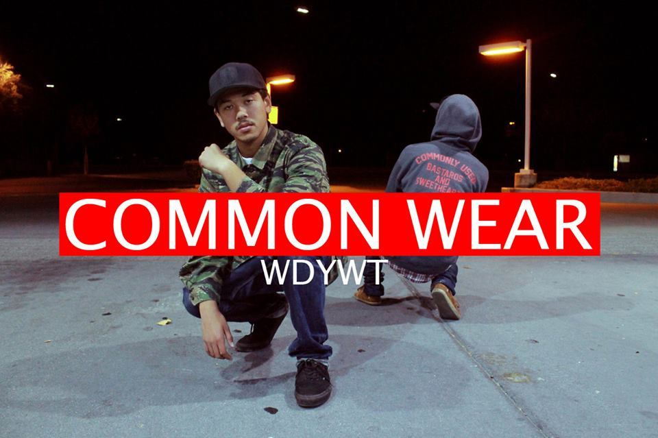 "commonlyused:  What's up everyone. Commonly Used started this ""WDYWT"" segment called ""Common Wear"" to the site where people can post their ""WDYWT's"" and be featured on our website. It was inspired by whatsonewearing. Lets see how it goes so come SUBMIT your steezy fits. It must be full body shots. ""Common Wear's purpose is to present you what's current in the streets of fashion and style. Commonly Used brings the famous ""What Did You Wear Today?"" to your viewing pleasure. This is a showcase of the people surrounding us."" Submit here"