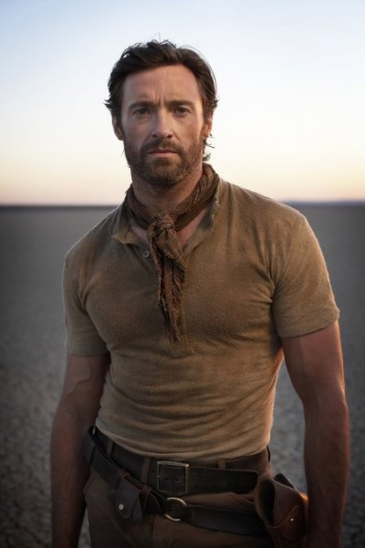 bearded-ness:  Hugh Jackman in Australia