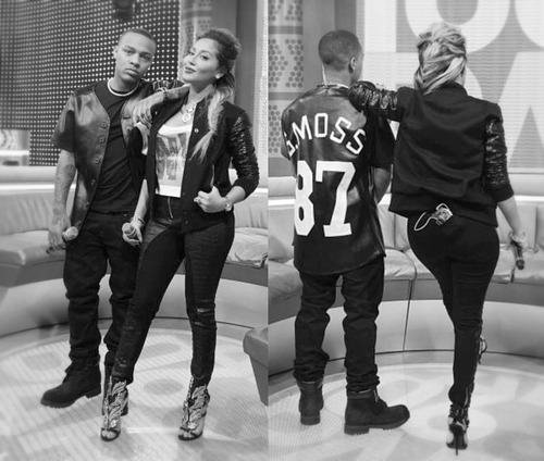 walkofbeauty:  Bow Wow |adrienna bailon  via Tumblr auf We Heart It. http://weheartit.com/entry/61992111/via/Bryonyy2601x