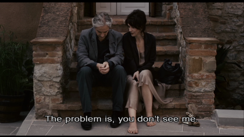 Ellen and James - Certified Copy - A. Kiarostami 2010