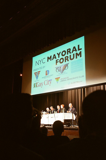 LGBT Mayoral Forum on Flickr.