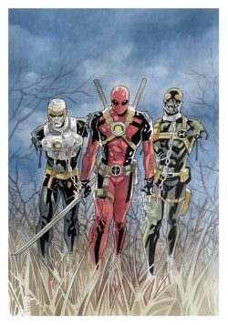 joli-nomad:  Walking Dead(pool)