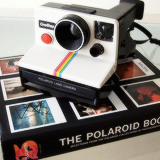 favorite things: polaroid cameras
