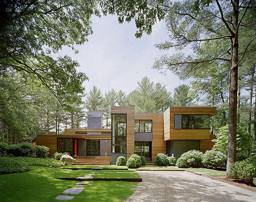 sweethomestyle:  Modern Remodel - Murdock Young Architects by plastolux on Flickr.