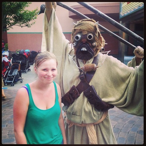 #starwarsweekend  (at Disney's Hollywood Studios)