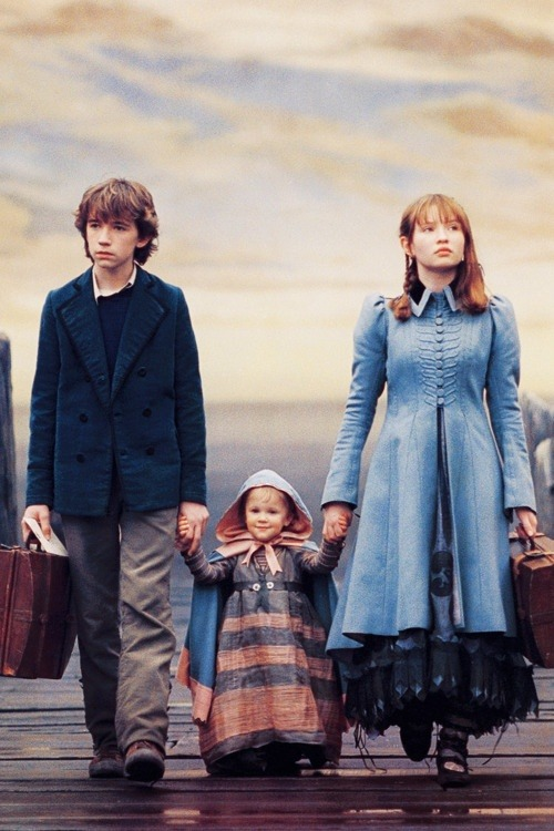 kweston:  Lemony Snicket's A Series of Unfortunate Events (2004) #nostalgia
